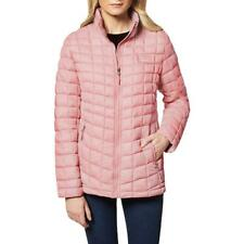 Reebok Packable Puffer Coat for Women- Lightweight Glacier Shield Jacket