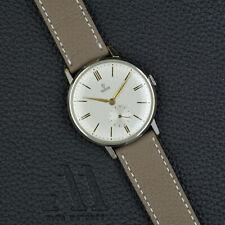 TUDOR 1754 SMALL ROSE Dresswatch 34mm Handwound vintage watch SWISS Plated