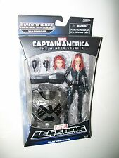 MARVEL LEGENDS MANDROID SERIES BLACK WIDOW ACTION FIGURE BRAND NEW IN MINT BOX