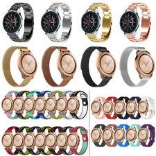 Reloj de Pulsera Correa de Reloj Banda Pulsera para Samsung Galaxy 42mm/46mm R800 R810