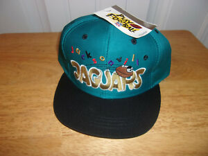 Jacksonville Jaguars Junior Youth Hat Cap NWT Free Shipping!