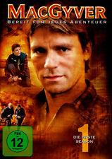 MacGyver - Die komplette 1. Staffel (Richard Dean Anderson)          | DVD | 034