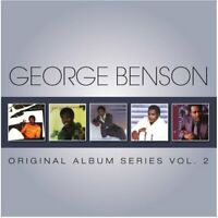 George Benson - Original Album Series Vol 2 [CD]