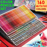 48/72/120/160 Colors Drawing Sketch Oily Pencil Art Craft Painting Sketching