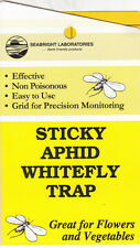 Sticky Aphid and Whitefly Trap (5 pack)