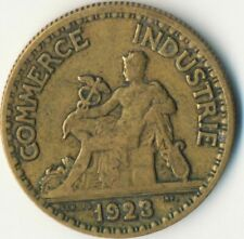 COIN / FRANCE / 50 CENTIMES  1923  CHAMBERS DE COMMERCE  #WT7877