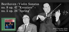 ESOTERIC SACD/CD ESSD-90120 Beethoven: Violin Sonatas 5 & 9 - Oistrakh, Oborin