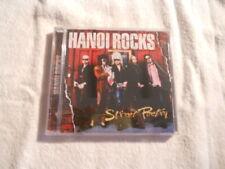 "Hanoi Rocks ""Street poetry"" Demolition records cd New Sealed"
