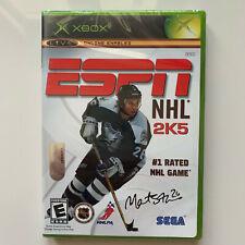 ESPN NHL 2K5 - XBOX *** BRAND NEW ***