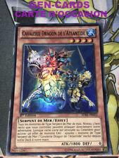 Occasion Carte Yu Gi Oh CAVALERIE DRAGON DE L'ATLANTIDE SDRE-FR002 1ère édition