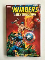 Invaders Eve of Destruction TPB Softcover 1st Print [Marvel 2010]