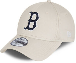 Boston Red Sox Kids New Era 940 League Essential Stone Baseball Cap (Ages 4 - 6)