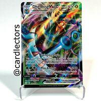 Pack Fresh Dhelmise Vmax 010//072 Pokemon Shining Fates