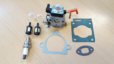 CARBURATORE Carb Kit Si Adatta Stihl hs81 hs81r hs81t hs86 hs86r hs86t Hedge Trimmer