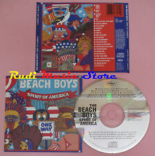 CD THE BEACH BOYS Spirit of america 1975 usa CAPITOL CDP 7 46618 2(Xs8)lp mc dvd