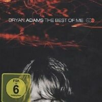 "BRYAN ADAMS ""THE BEST OF ME (NEW VERSION)"" 2 CD+DVD NEU"
