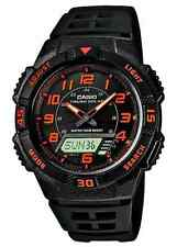 CASIO Mens SOLAR POWERED Watch NEW AQ-S800W-1B2VEF AQS800W-1B2VEF AQS800W1B2VEF