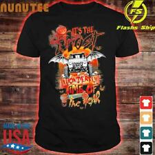 NEW Jeep It's The Most Wonderful Time Of The Year Halloween Shirt, Black