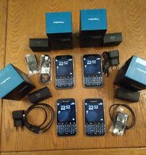 BlackBerry Classic SQC 100-1 Smartphone Black Schwarz
