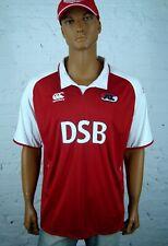 AZ Alkmaar 2008/2009 Canterbury Home Football Soccer Shirt Jersey Champions DSB