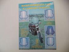 advertising Pubblicità 1984 FAR e MOTO HONDA VT 500 C CUSTOM