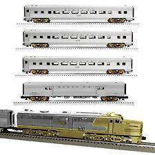 """Lionel 1922040 Santa FE """"gold Bonnet"""" Legacy PA Passenger Set Factory SEALD"""