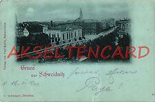 Mondscheinkarten aus Schlesien