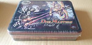 DuelMasters TCG Shadowclash Collectors Set Gift Tin New Factory Sealed