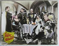 lobby card  Il cavaliere del castello maledetto / Cavalier in Devil's Castle