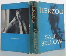 SAUL BELLOW Herzog SIGNED FIRST EDITION