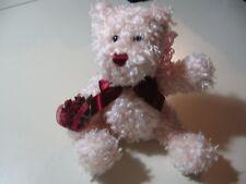 "7"" plush bean bag Teddy Bear doll, made by Laurell's Attic, good condition"