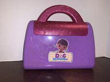Doc Mcstuffins Medical Bag Plastic *no Toys*