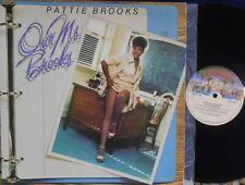 Pattie Brooks ORIG OZ LP Our Ms. Brooks NM '78 Casablanca NBLP7106 Disco Electro