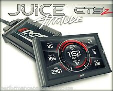 EDGE JUICE WITH ATTITUDE CTS2 06-07 GM DURAMAX 6.6L +100HP