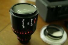 Vazen 40mm T2 1.8x Anamorphic Lens for Micro 4/3 + Extras