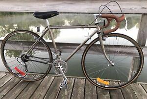 "1984 TREK 520 Touring Bike 19"" Reynolds  Randonneur Eroica Excellent!"