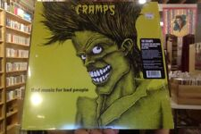 The Cramps Bad Music for Bad People LP sealed 150 gm black vinyl reissue