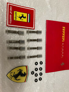 Ferrari 308-Gts-328-Gts -Mondial- Testarossa- Fuel Injector 113975 is Oem Part.