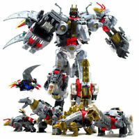 Transformers Generations Power of the Primes Volcanicus Dinobot