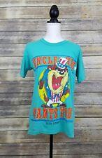 Looney Tunes Vintage 1989 Uncle Taz Tazmanian Devil 80s Shirt Women's Size M