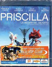 PRISCILLA LA REGINA DEL DESERTO - BLU-RAY  (NUOVO SIGILLATO)