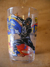 Sentai POWER RANGERS verre à moutarde French Drink Glass Saban's 1994