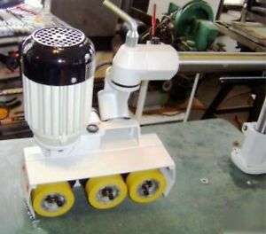 ACCURA/COMATIC 03301 (AF-32) 1/4 HP POWER FEEDER/STOCK FEEDER