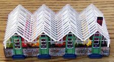 HO Custom Built&Detailed-GREENHOUSE/NURSERY BUILDING w/ FLOWER BEDS~VERY C@@L