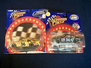 Winner's Circle #36 KEN SCHRADER M&M'S PONTIAC Double Platinum+ 1:43 Diecast Car