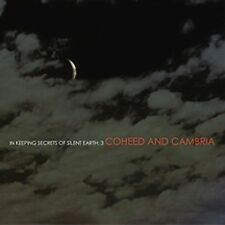 COHEED AND CAMBRIA In Keeping Secrets Of Silent Earth: 3 CD 2003 Equal Vision