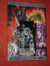 KEN IL GUERRIERO GIGANTE D/BOOKS- N°14  con miniatura+ DISPONIBILI  n°1/27 tutti