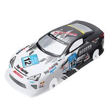 1/10 On-Road RC Car Shell 215X450Mm On-Road Drift Car Body Painted PVC She V0A3