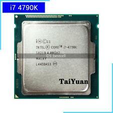 Intel Core I7 i7-4790 4790K 4790S 4790T LGA1150 Quad-Core Desktop Processor CPU
