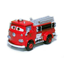 Cars 2 Pixarcars Red Firetruck Diecast Toy Alloy toy car